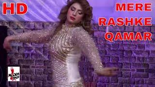MUJRA ON MERE RASHKE QAMAR BY MAHNOOR - 2017 PAKISTANI MUJRA DANCE - MUJRA MASTI