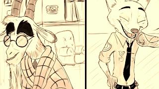 Zootopia - Detective Terrible Detective