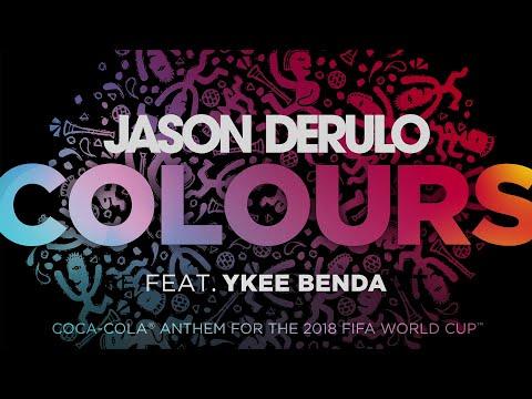 """Colours"" by Jason Derulo featuring Ykee Benda."