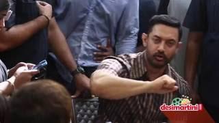 Aamir Khan Press Conference for Dangal in Ludhiana - Desimartini.com