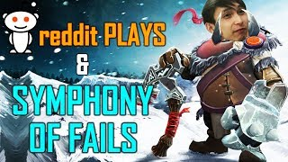 REDDIT PLAYS AND SYMPHONY OF FAILS ◄ SingSing Dota 2 Highlights