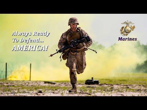 watch U.S. Marine Corps Commercials
