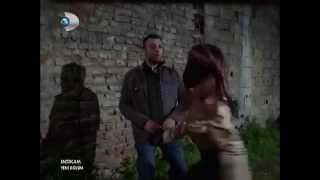 """مشهد قتال بيرين سات """"يامور"""" مسلسل انتقام 2013"""