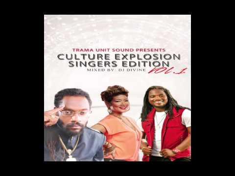 watch Culture Reggae Mix: Chronixx, Jah Cure, Alaine, Christopher Martin, Busy Signal & More