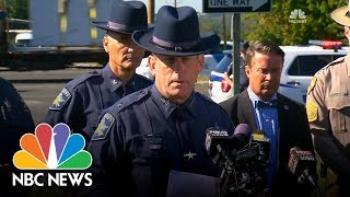 Police Release Name Of Suspect In Shooting | NBC News