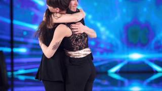 Alessandra Amoroso - Comunque Andare (feat.Elisa) LIVE