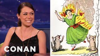 Tatiana Maslany's Disturbing German Fairy Tales