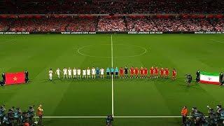 Morocco vs Iran   FIFA World Cup Russia 15 June 2018 Gameplay