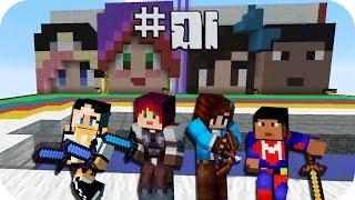 La tengo muy grande!! - Con Lady Boss, Sylkeka y Elyas  - Lucky Blocks Ep 01 Minecraft