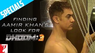 Specials: Finding Aamir Khan's Look   DHOOM:3