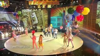 MBC The X Factor - The Five - سهران معاك الليلة - العروض المباشرة