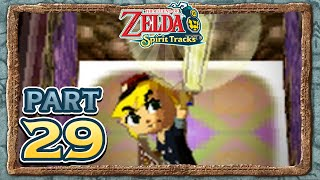The Legend of Zelda: Spirit Tracks - Part 29 - The Top!