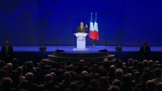 کلیپ خنده دار کمدین جنوبی، کاندیدای شورای شهر پاریس