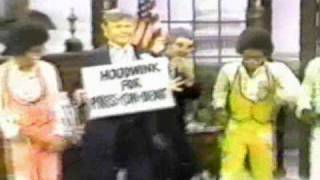 The Jackson Five - Skit (1976)