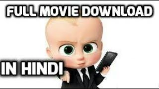 How to download Baby boss movie in hindi