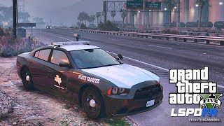 LSPDFR #598 TEXAS STATE TROOPER PATROL!! (GTA 5 REAL LIFE POLICE PC MOD)