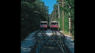 2 Trains Passing On Steepest Passenger Train Railroad In The World!