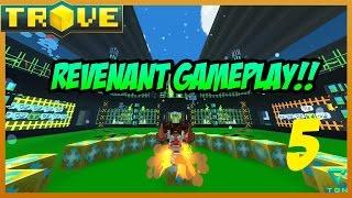 Trove: REVENENT GAMEPLAY SERIES! PART.5