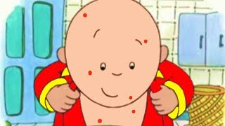Caillou English Full Episodes | Caillou gets ill | Cartoons for Kids | Cartoon Movie