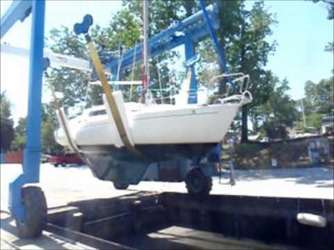 VELOCIR An Albin Vega s Journey from Graveyard to Blue Water Cruising Sailboat
