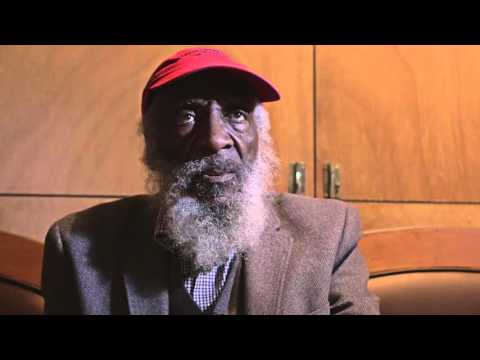 Dick Gregory talks Indigo Children, Benghazi, Hurricanes, Importance of his legacy, and more