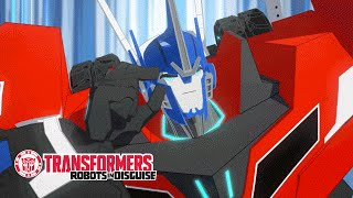 Transformers: Robots in Disguise Australia -