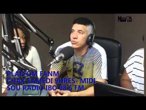 INTERVIEW T JOE ZENNY KREYOL LA PLATFOM FANM SAMEDI 27 JUIN 2015