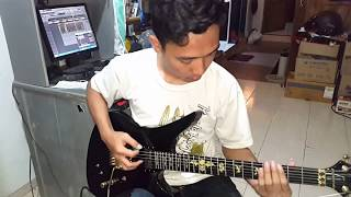 A7X_GOD HATE US SOLO , ALMOST PERFECT!! ( COVER BY KHARSGUITAR )