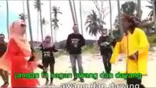 Joget Bajau Brunei/joget samah Benai