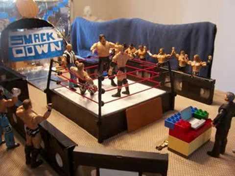 Kennedy vs. HBK vs. Kahli Triple Threat Match