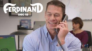 "Ferdinand | John Cena ""Intern For A Day"" | 20th Century FOX"