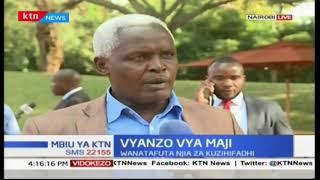 Viongozi kutoka Mlima Kenya wafanya kikao cha maji