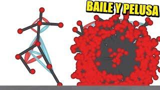 VOLTERETA, PATADA... Y BAILE!!! - EVOLUTION.IO | Gameplay Español