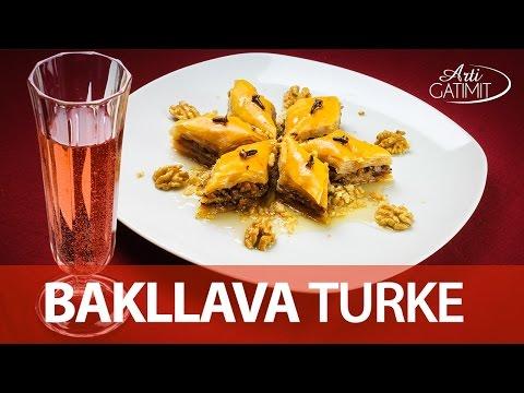 Bakllava Turke Receta Gatimi ArtiGatimit