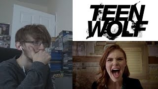 Teen Wolf Season 3 Episode 9 - 'The Girl Who Knew too Much' Reaction PART 2