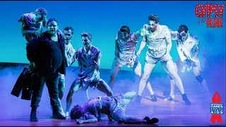 "Broadway's Cats Performs ""Thriller"" - Gypsy of the Year 2017"