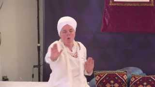 Kriya for Conquering One's Imagined Disabilities with Sat Kaur and Sat Dharam Kaur ND