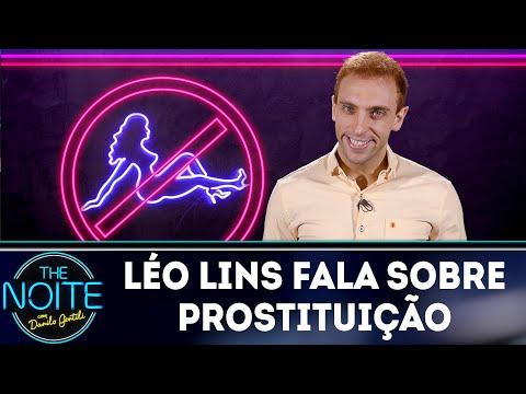 Xxx Mp4 Léo Lins Fala Sobre Prostituição The Noite 03 07 18 3gp Sex