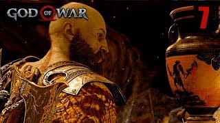 GOD OF WAR 2018 - Parte 7 - Gameplay Español PS4 [1080p]