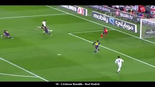 Top 30 Counter Attack Goals In Football