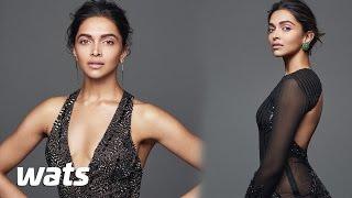 Deepika Padukone Photoshoot For Elle Magazine    Today Gossip