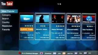Medialink DVB-T2C IPTV test