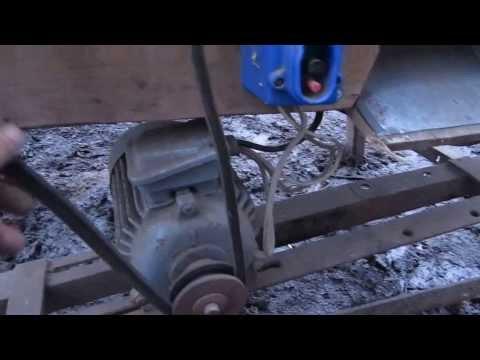 Как сделать веялку для зерна в домашних условиях