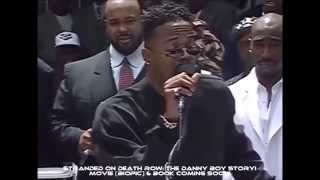 2pac, Snoop, Suge Knight, Danny Boy, Hammer, Dogg Pound, Outlawz