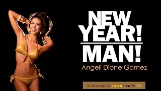 Angeli Dione Gomez on The Cave Ep 28 - New Year! New Man! .