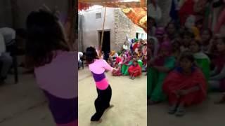 Mahre Gaam Ka Pani Sapna dance