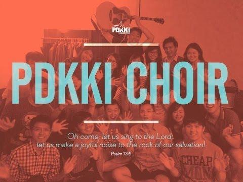 PDKKI Melbourne Choir - Karena Aku Kau Cinta (22 Mar 2014) - 720p HD