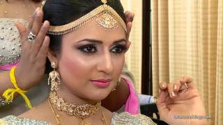 Divyanka's photoshoot and ramp in Srilanka full video(credit/source-ToranaWeddings)