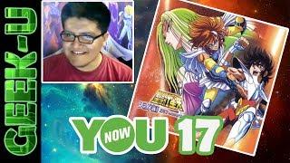 younow #17 - Sobre el Live Action de Saint Seiya