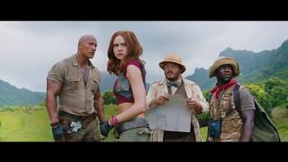 Jumaji, Jungle Fury, Trailer